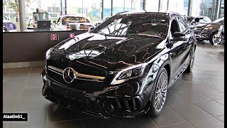 Mercedes AMG GLA45 2018 NEW FULL Review Interior Exterior