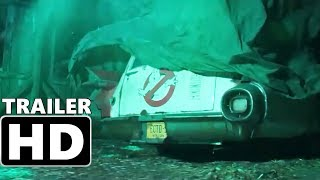 GHOSTBUSTERS 3 - Official Teaser Trailer (2020) Bill Murray Comedy, Fantasy Movie