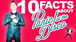 10 Crazy Facts About Panic! At The Disco