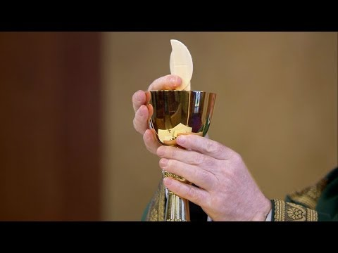 CatholicTV Mass: 5/24/18 | 7th Thursday in Ordinary Time