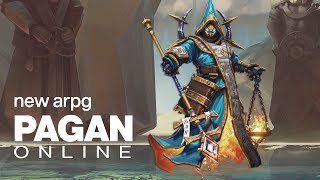 What is Pagan Online - Polished New aRPG 2019