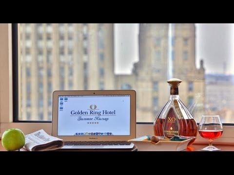 Гостиницы Москвы. Отель Золотое кольцо (Golden Ring Hotel)