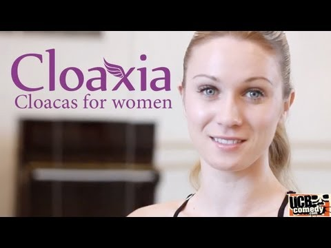 Cloaxia: Cloacas for Women - a COMMERCIAL PARODY by UCB's The Punch