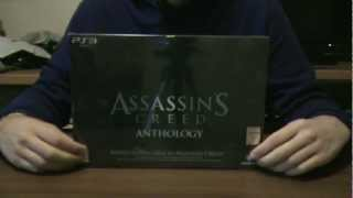[HD] Unboxing - PS3 - Assassin's Creed Anthology