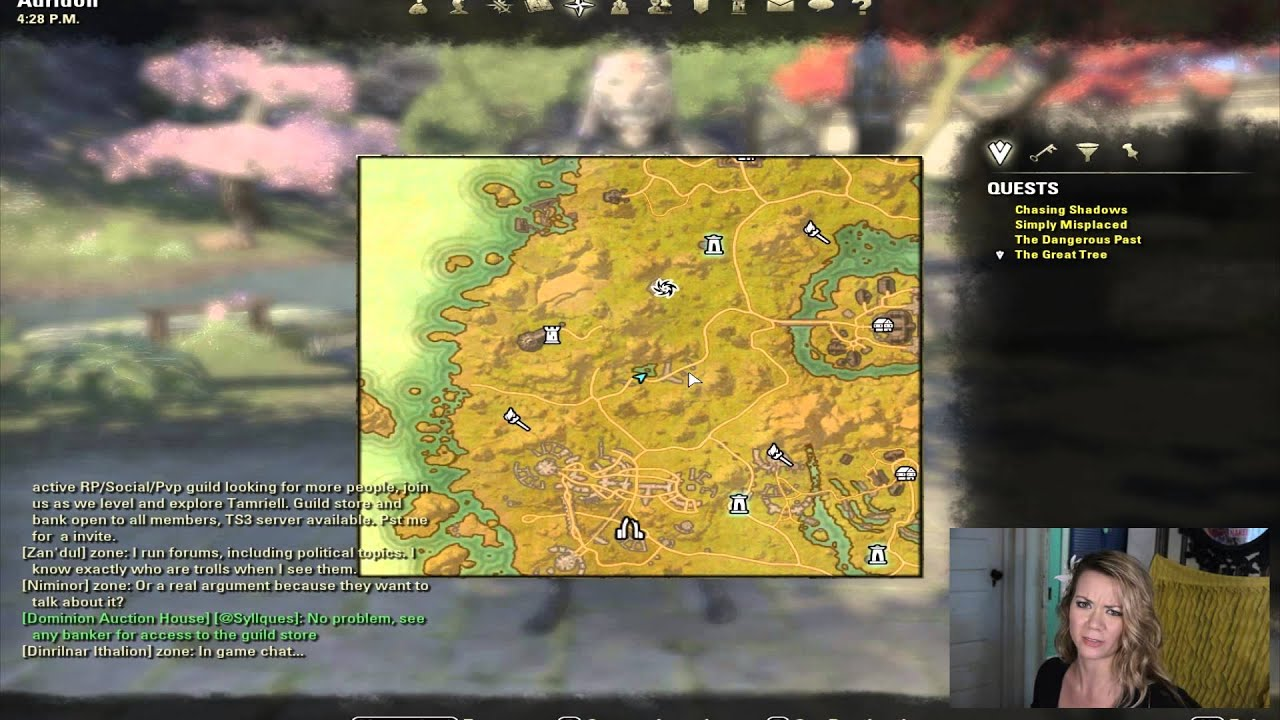 Auridon Treasure Map II (The Elder Scrolls Online) - YouTube