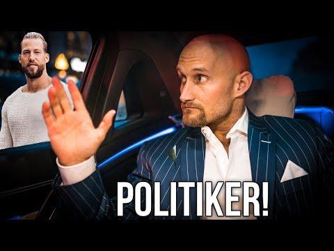 Karl Ess for President! Patrick Reiser wählt mich!