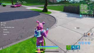 How to get the Easter Egg launcher in Fortnite Creative