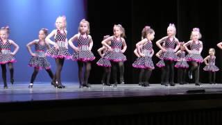 """""""Uptown Girl"""" Dance Recital 2013"""