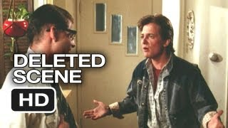 Back to the Future Deleted Scene - Peanut Brittle (1985) - Michael J. Fox Movie
