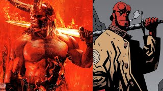Why Fiery Hellboy Means a More Epic Movie