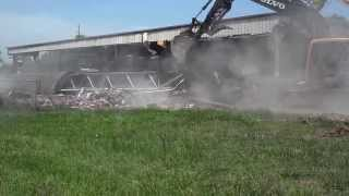 Hamricks demolition in Gaffney SC Demtek Llc  Near Greenville Spartanburg South Carolina