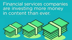 The 5 Keys to Financial Services Content Marketing