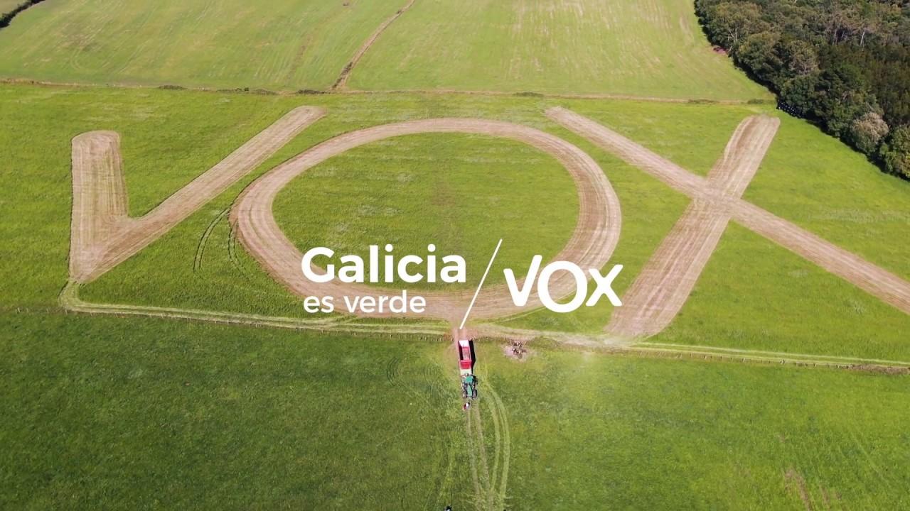 VOX con la recuperación de la España rural
