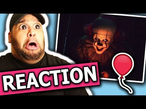 IT CHAPTER TWO -  Teaser Trailer REACTION