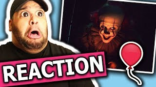 IT CHAPTER TWO - Official Teaser Trailer [REACTION]