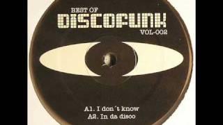 Discofunk - In Da Disco