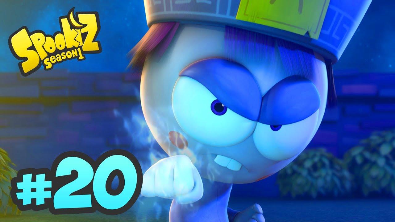 Spookiz | 120 - Furious Kongkong (Season 1 - Episode 20) | Videos For Kids