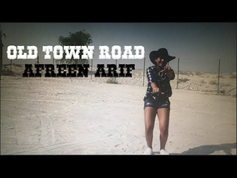 old-town-road-|-lil-nas-x-ft.-billy-ray-cyrus-|-afreen-arif-choreography
