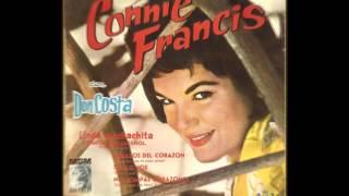 CONNIE FRANCIS - LINDA MUCHACHITTA (Pretty Little Baby) - EP (Esp) MGM HT 057 56