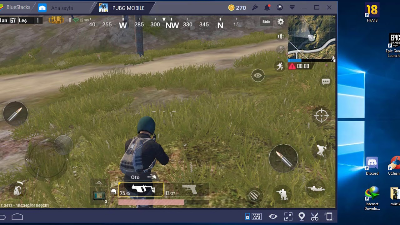 pubg mobile pc descargar