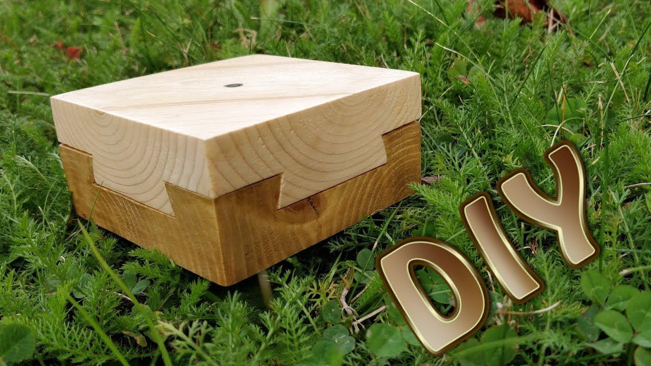 tuto boite queue d aronde impossible puzzle 3d bois