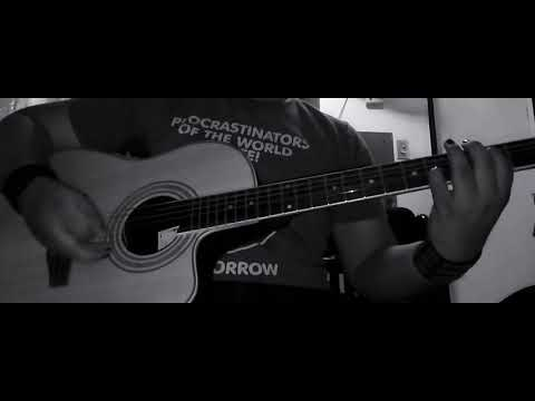 blink182  I Miss You Acoustic Cover  by Gabriel Thomson