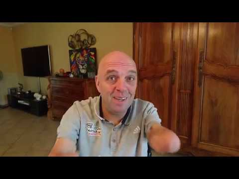 dakar 2017 philippe croizon youtube. Black Bedroom Furniture Sets. Home Design Ideas