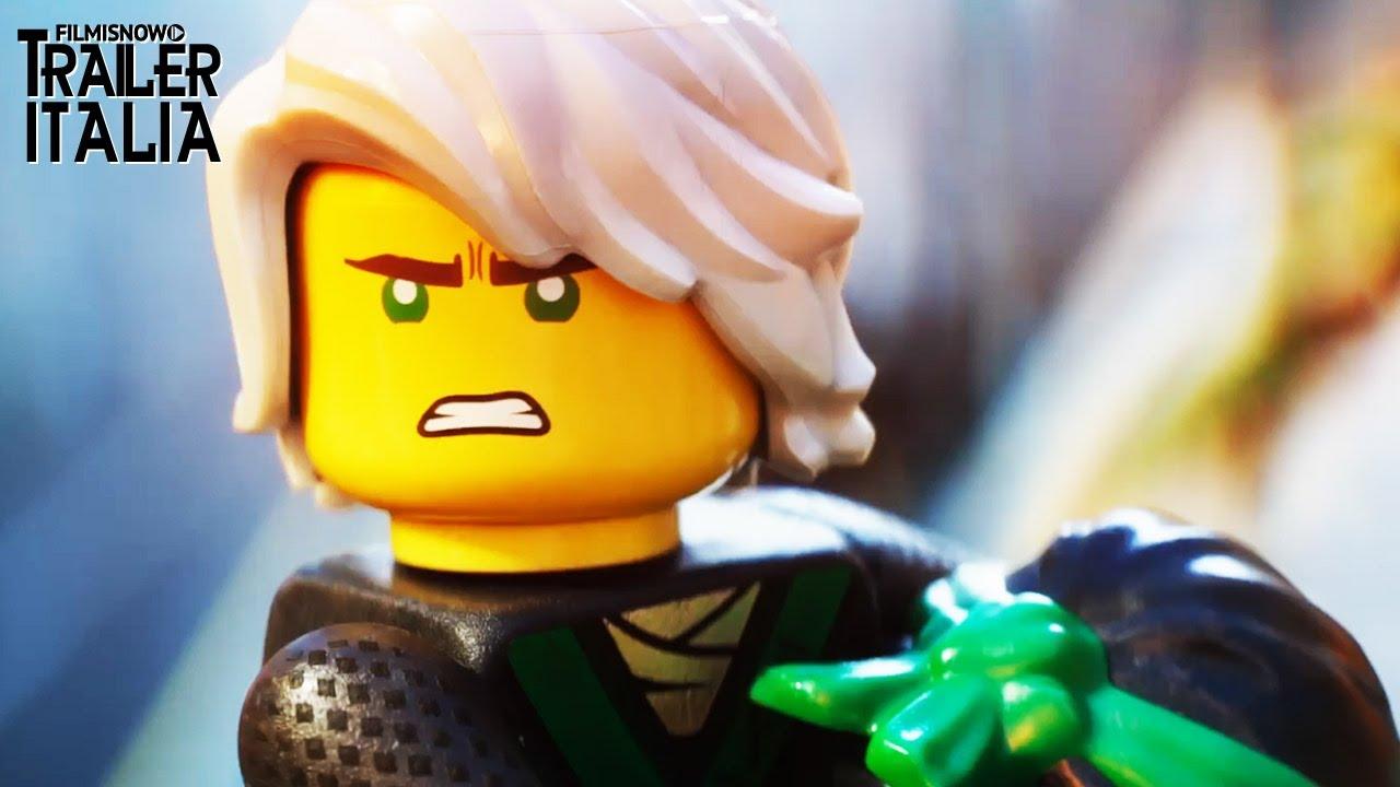 Lego® ninjago® il film nuovo trailer italiano comic con youtube