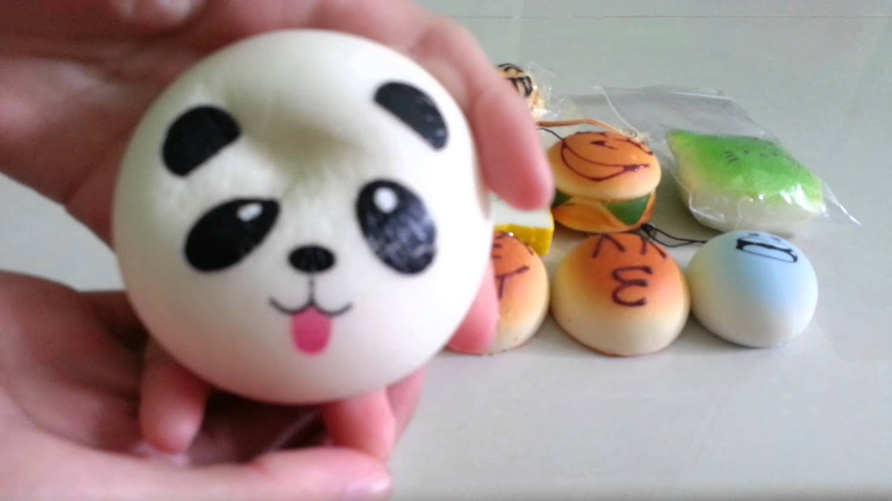Claycupcakes4 Squishy Collection : Admin I squishy collection:) - YouTube