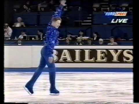 Clive Shorten GRB - 1995 World Championships LP