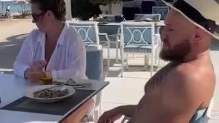 Conor Mcgregor Enjoying Life With The Family | Esnews MMA