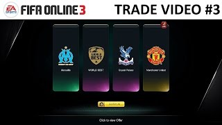 Ultimate trade compilation! 5x WB players + 700 million player | FIFA ONLINE 3