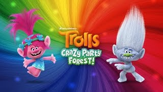 Trolls: Crazy Party Forest! -- Launch Trailer