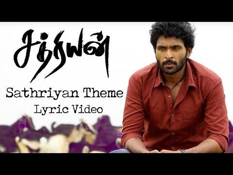 Sathriyan in Action - Theme | Sathriyan | Yuvan Shankar Raja | Vikram Prabhu, Manjima Mohan