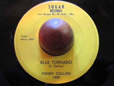 Sonny Collins - Blue Tornado