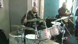 Daniele Tedeschi, batteria - intervista