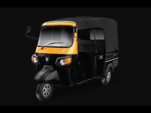 Piaggio Ape Auto Rickshaw 5 1 New Launch Tv Ad Youtube