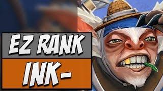 Ink Meepo with EZ RANK | Dota Gameplay