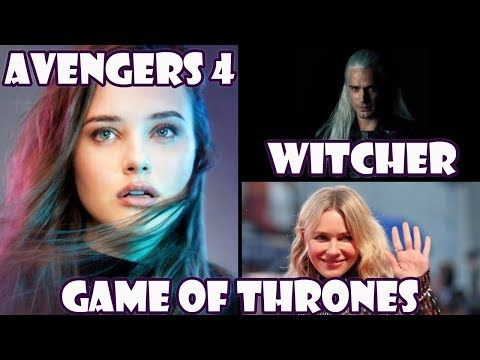Avengers 4 / The Witcher / Game of Thrones : infos casting et théories ! thumbnail