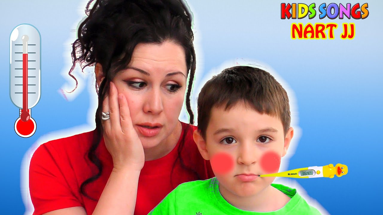 Baby is Sick Song | Nursery Rhymes Songs for Kids by Nart ...