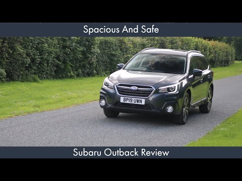 Subaru Outback Review: Spacious And Safe