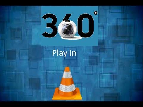 vlc 360 video