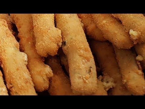 Käse Sticks mit Thunfisch, Chili, Lauch - Mori kocht
