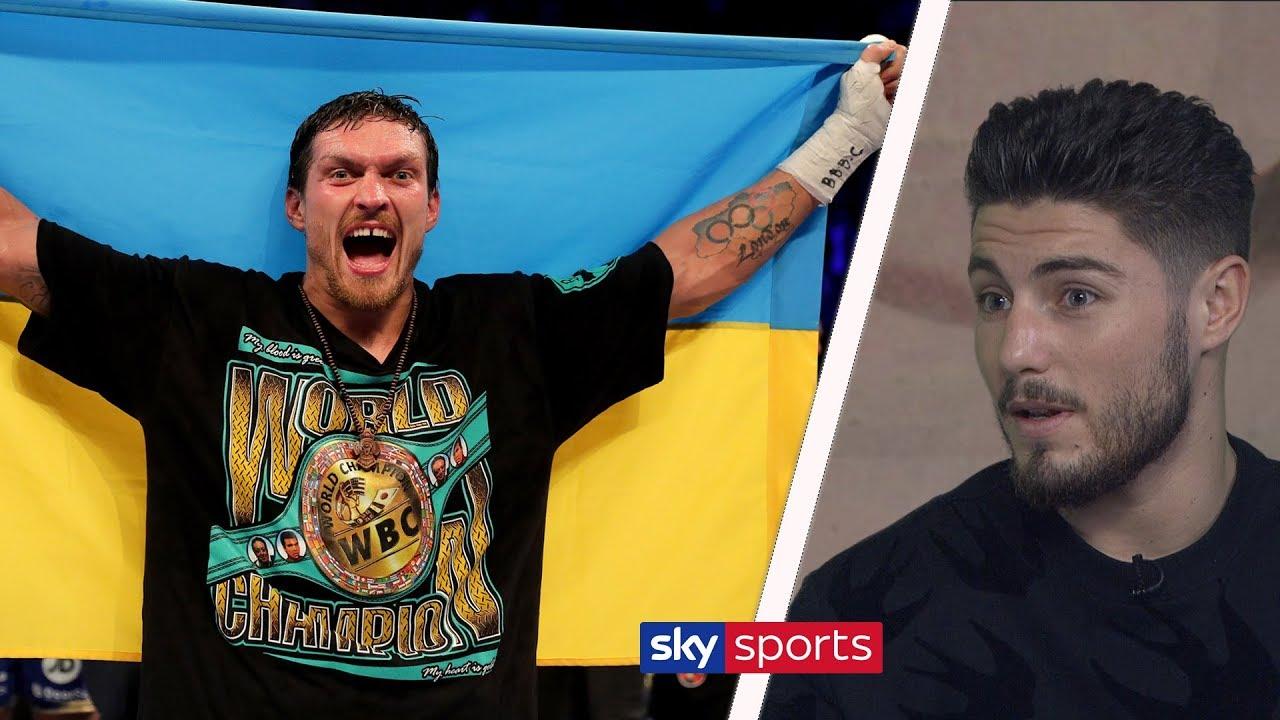 Could Oleksandr Usyk beat Anthony Joshua? - Josh Kelly has his say | Toe 2 Toe