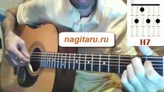 Вечная любовь -  Денис Майданов -  Аккорды, перебор, бой