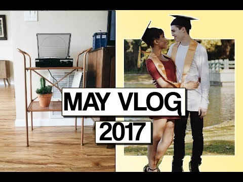 OUR BRAND NEW APARTMENT! // May 2017 Vlog