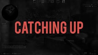 CATCHING UP (A GAME ON COBBLESTONE) | CSGO