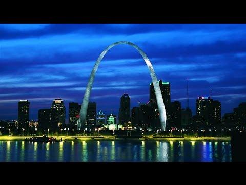 Downtown St. Louis: Gateway Arch, Riverfront, Busch Stadium, Union Station