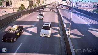 GTA IV Crash