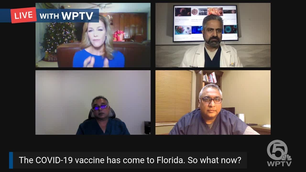 Palm Beach County takes COVID-19 vaccine requests by email